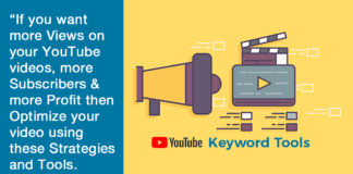 YouTube Keyword Tools: Find Search Volume, CPC, Tags and Everything