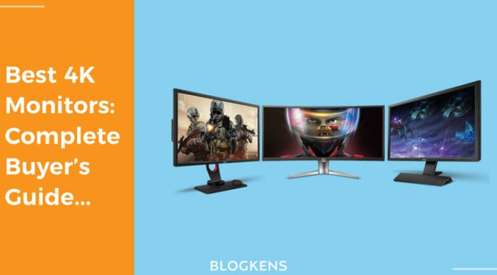 Best 4K Monitors of 2018 Buyer's Guide and Reviews